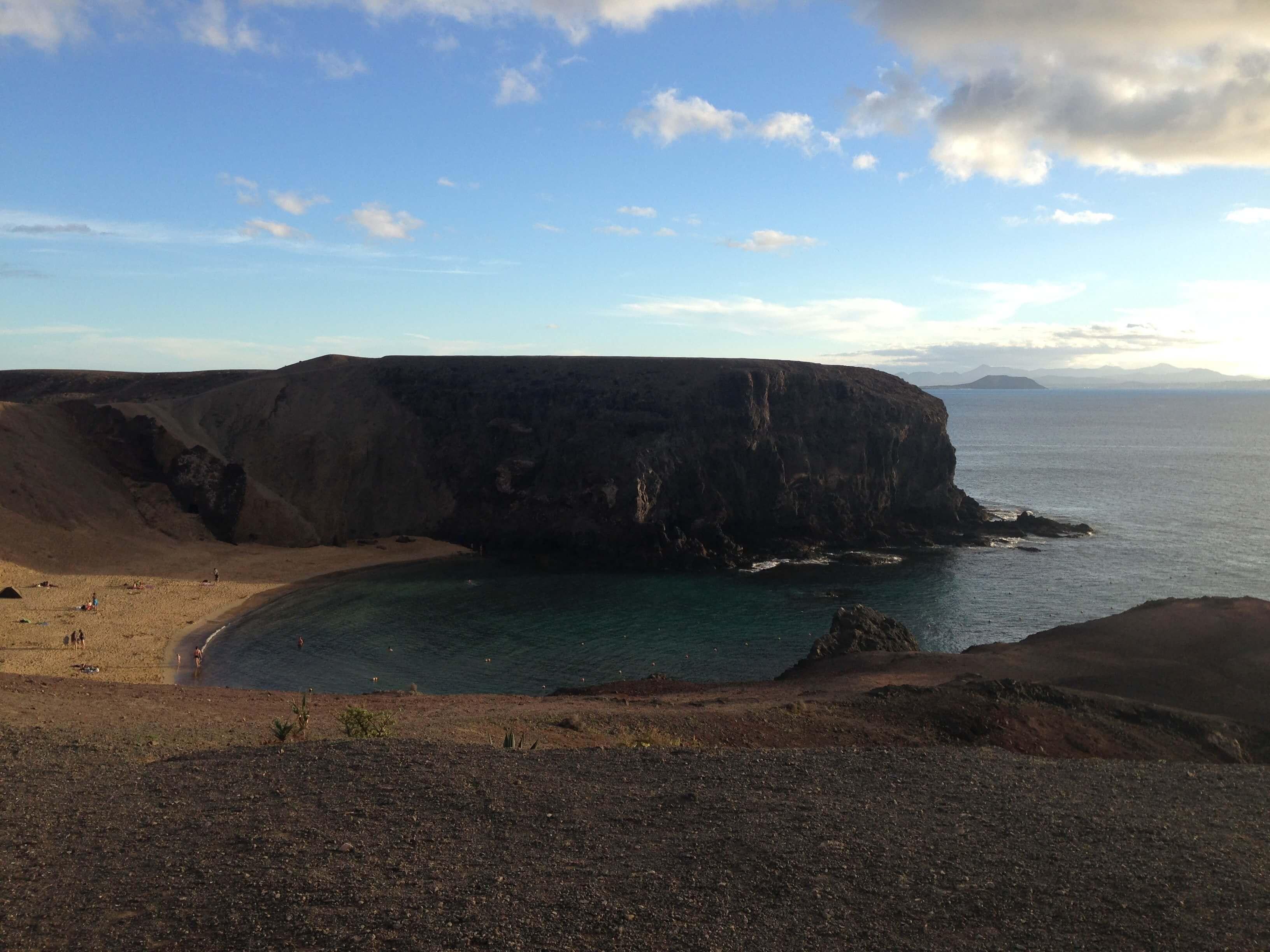 Playas del Papagayo Lanzarote