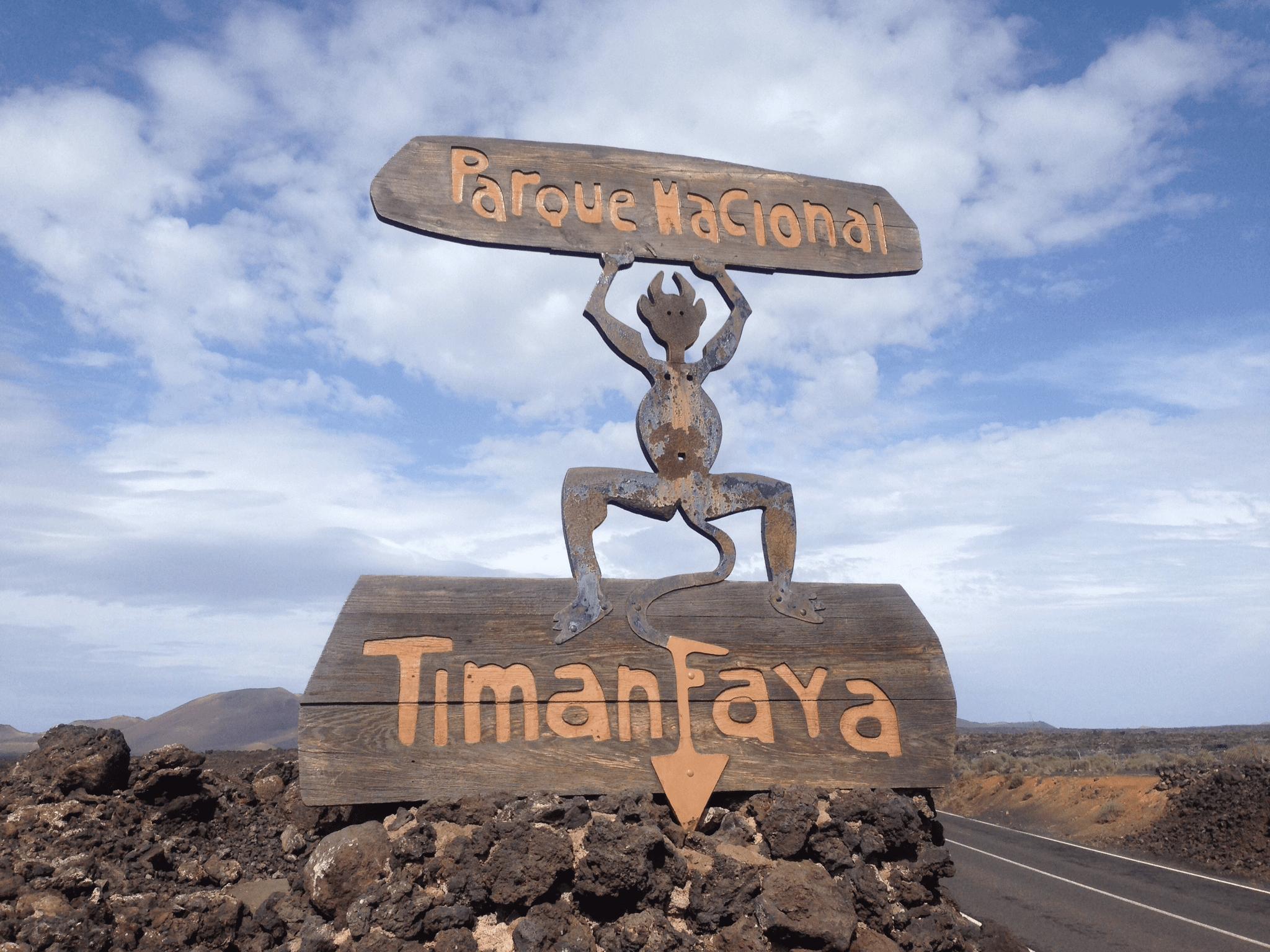 Parque Nacional del Timanfaya