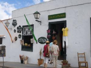 Mercadillo de Teguise. Lanzarote