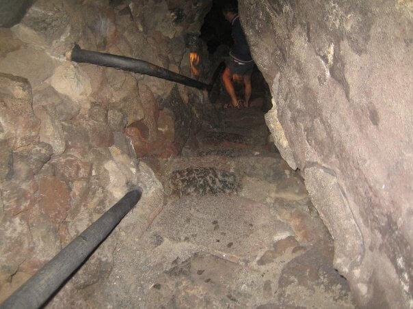 Cueva de Los Verdes. Lanzarote