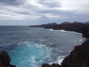 Los hervideros Lanzarote 4