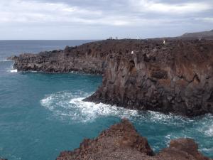 Los hervideros Lanzarote 7