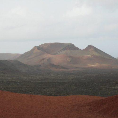 Parque Nacional del Timanfaya. Lanzarote